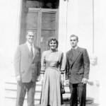 1953-NY-Marist Bros-St Josephs-Vincent Marion Agatha Bro peter Dom... Jackie ...